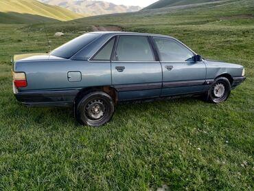 Транспорт - Нарын: Audi 100 2 л. 1988