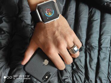 платье рубашка в пол в Кыргызстан: Срочно срочно срочно продаю так как уезжаю за границу умные часы для
