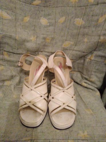 Sandale,italijanske,roze br38 - Vranje