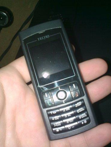 Bakı şəhərində Techno. ,б. у. без адаптера и без батареи в рабочем состоянии.