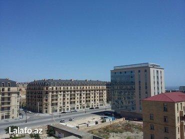 Bakı şəhərində Tecili ag seherin merkezi bulvar kucesinde ela planirovkali 3 otaqli