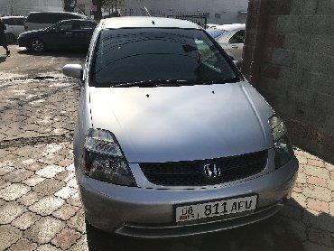 стрим хонда в Кыргызстан: Honda Stream 1.7 л. 2002 | 210000 км