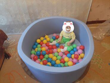 Продаю сухой бассейн!!!Детские для малышей Состояние Отличное!Подарок