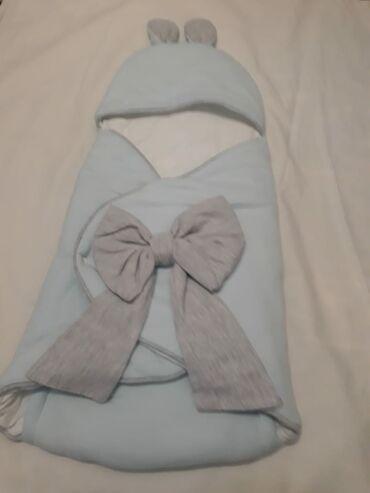детские вещи платья в Азербайджан: Usaq konverti az iwlenib 20manat