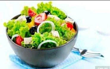 Bakı şəhərində Ayna Sultanovada yerlesen ailevi restorana tecrubeli salatci teleb