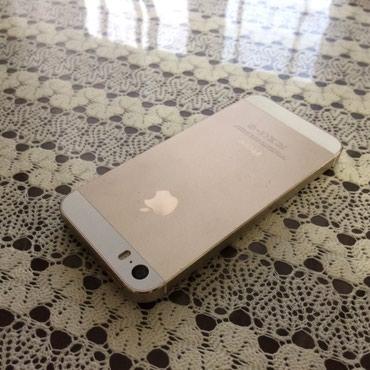 Продаю Iphone 5s. Срочно️ Состояние в Бишкек