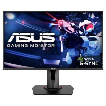Продам игровой мониторAsus VG278Q 1920x1080 16:9 TN 144ГЦ