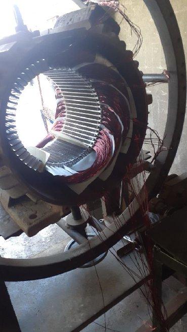 электроинструменты перемотка электродвигателей в Кыргызстан: Перемотка двигатель гарантия 1 год