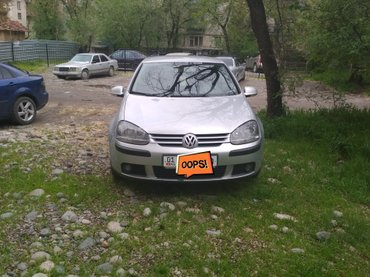 Volkswagen Golf V 2003 в Бишкек