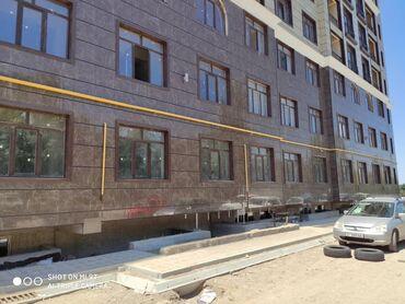 коммерческие-помещения в Кыргызстан: Продается коммерческое помещение в цокольном этаже 155 кв.м. в новом