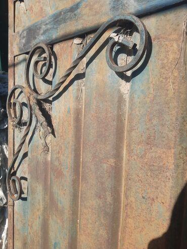 Ворота | Распашные | Металлические