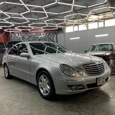 Mercedes-Benz E 350 3.5 л. 2007 | 218000 км