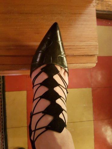 Sandale zara 38 - Kikinda