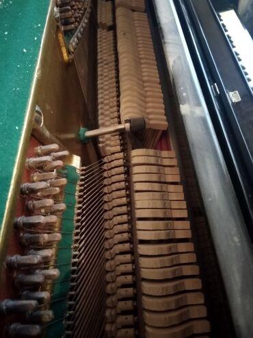 продажа эл инструмента в Кыргызстан: Продаю пианино Элегия в хорошем состояние, черный прошу 20000 торг