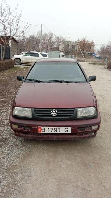 отдам в Кыргызстан: Volkswagen Vento 1.8 л. 1992