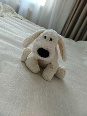 Продаю мягкую игрушку собачкисобакиМягкие игрушки Бишкек6 мкр Заходи