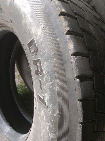 сколько стоит шины в Кыргызстан: Продаю комплект без дефектов 4шт. на ведуший 315/80/22.5 торг