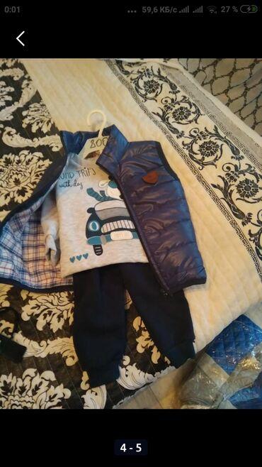 Детская одежда и обувь - Кок-Ой: Новые детские вещи по 600 сом каждая на 1 -1.5 годика