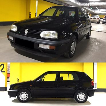 Volkswagen Golf 1992 в Лебединовка