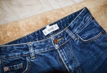 Farke e - Srbija: Mango Farmerke - Mom Jeans - 32