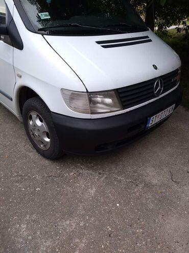 Felne - Srbija: Mercedes-Benz Vito 2.2 l. 2002 | 418000 km