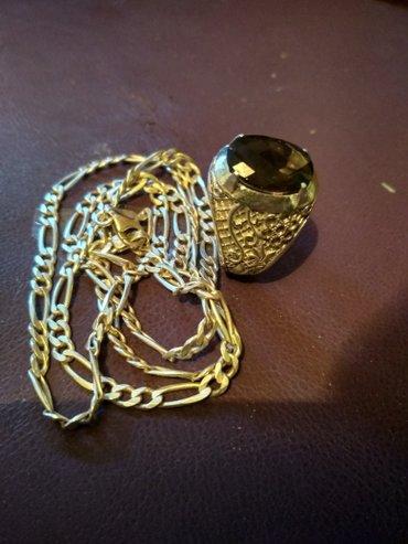 Bakı şəhərində Gümüş boyunbağı  ve gumuw kiwi uzuyu olcusu 20 ustunde tebii- şəkil 2