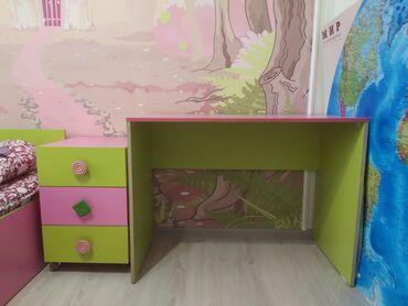 13326 объявлений: Продаем детскую мебель б/укровать 80х160 см, без матраса. отличного