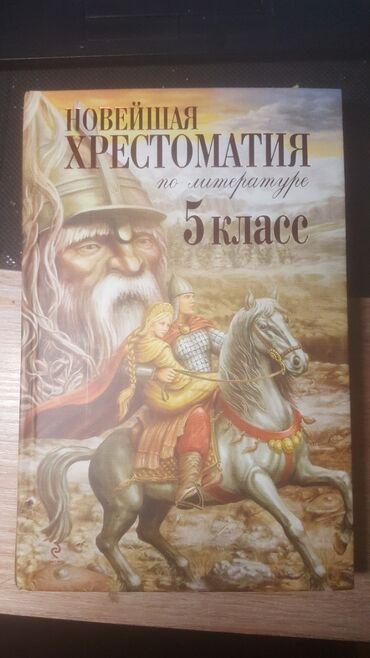 Новейшая хрестоматия по литературеПодойдет для 5-9 класса на 600