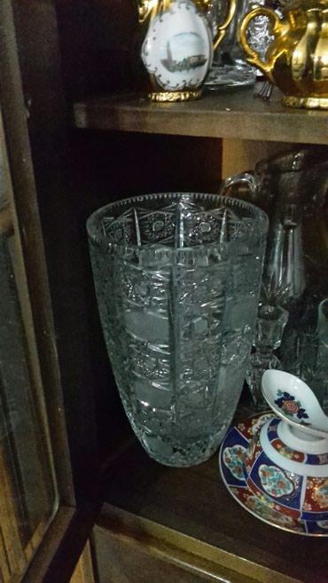 Ostalo za kuću | Nis: Kristalna vaza