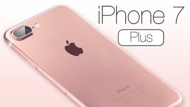 Продаю iphone 7plus rose gold 32gb  в Лебединовка