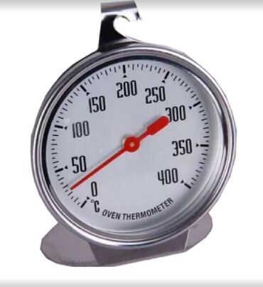 термометр бишкек in Кыргызстан | ГРАДУСНИКИ, ТЕПЛОВИЗОРЫ: Термометр для духовки 400 c  Магазин 220volt.kg   Наш адрес : г . Бишк