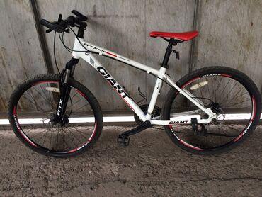 сколько стоит камера для велосипеда в Кыргызстан: Продаю велосипед GIANT ATX На гидравлике  Состояние  Рама М Резина ещё