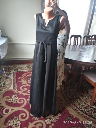 Чёрное платье 2500 в Бишкек