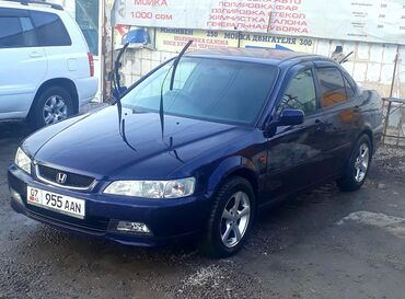 Honda Accord 2 л. 2000 | 0 км