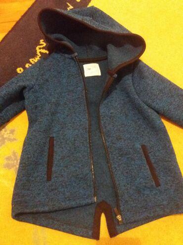 Dečije jakne i kaputi | Sokobanja: Duks jakna za decu,pozadi je duza,uopste nije