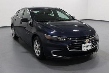 Chevrolet Malibu 1.5 l. 2018 | 32613 km