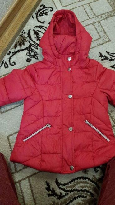 shapka-zara-dlja-devochki в Кыргызстан: Детская курточка фирмы zara, в отличном состоянии
