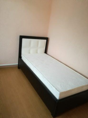 Кровать мягкая обивка без острых в Балыкчи