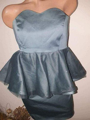 Saten top haljina s/m nova na snizenju - Arandjelovac