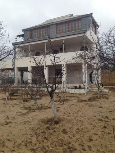 Bakı şəhərində Novxani sari qaya terefde bag(100м2/ 12 sot) evi satilir. Denize 5-10