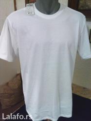 Muska majca xxl - Srbija: Nova muska pamucna majica nila-teh. Arilje. Vrlo dobra muska pamucna