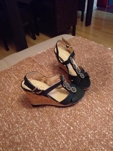Prodajem sandale,br 36. - Bela Palanka