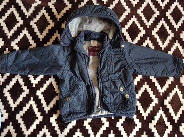 Продам курточку фирма zara baby на малыша в Бишкек