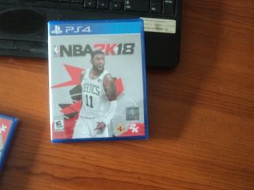 Bakı şəhərində NBA2K18 (PS4) üçün. TƏZƏ DİSK      (barter olunmur)
