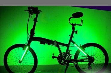 Подсветка для велосипедаПодсветка для велосипеда.Батареечный блок с