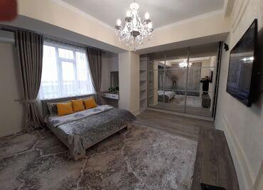 Посуточная аренда квартир - Свежий ремонт - Бишкек: Посуточно1 комнатная квартира в элитном доме! Продуманный до мелочей