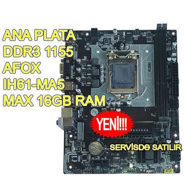 Ana Plata Afox IH61-MA5 Yeni! Qiymət - 95 AZN, SONDUR!