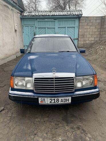 Mercedes-Benz W124 2.3 л. 1988 | 222 км