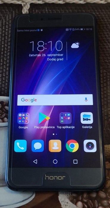 Honor - Srbija: Huawei Honor 8 Duos - PERFEKTAN - moćan procesor 4gb Rama i