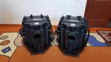 Продается:1.Генератор тяжелого дыма SHOWplus LF-01, производит в Бишкек